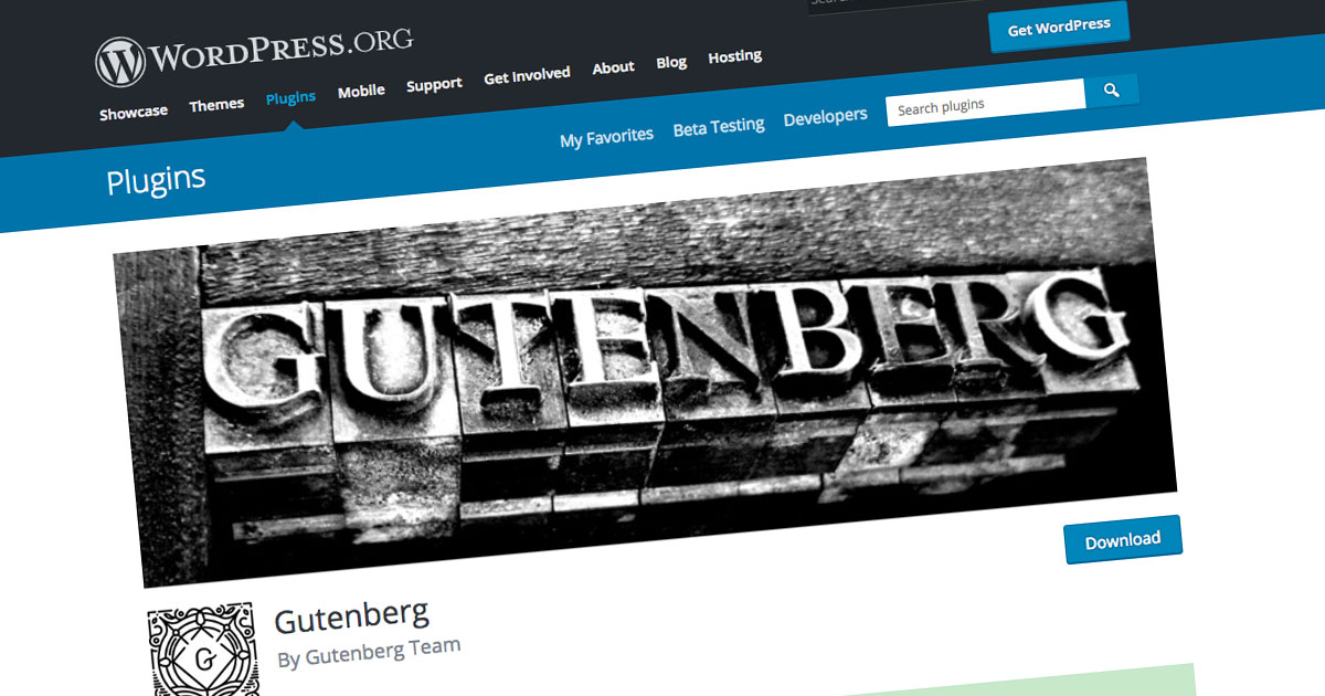 Gutenberg Training #3